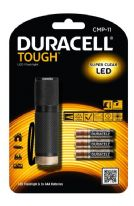 Duracell Tough Metal 1w LED Torch - AAA
